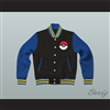 Pokemon Varsity Letterman Jacket-Style Sweatshirt