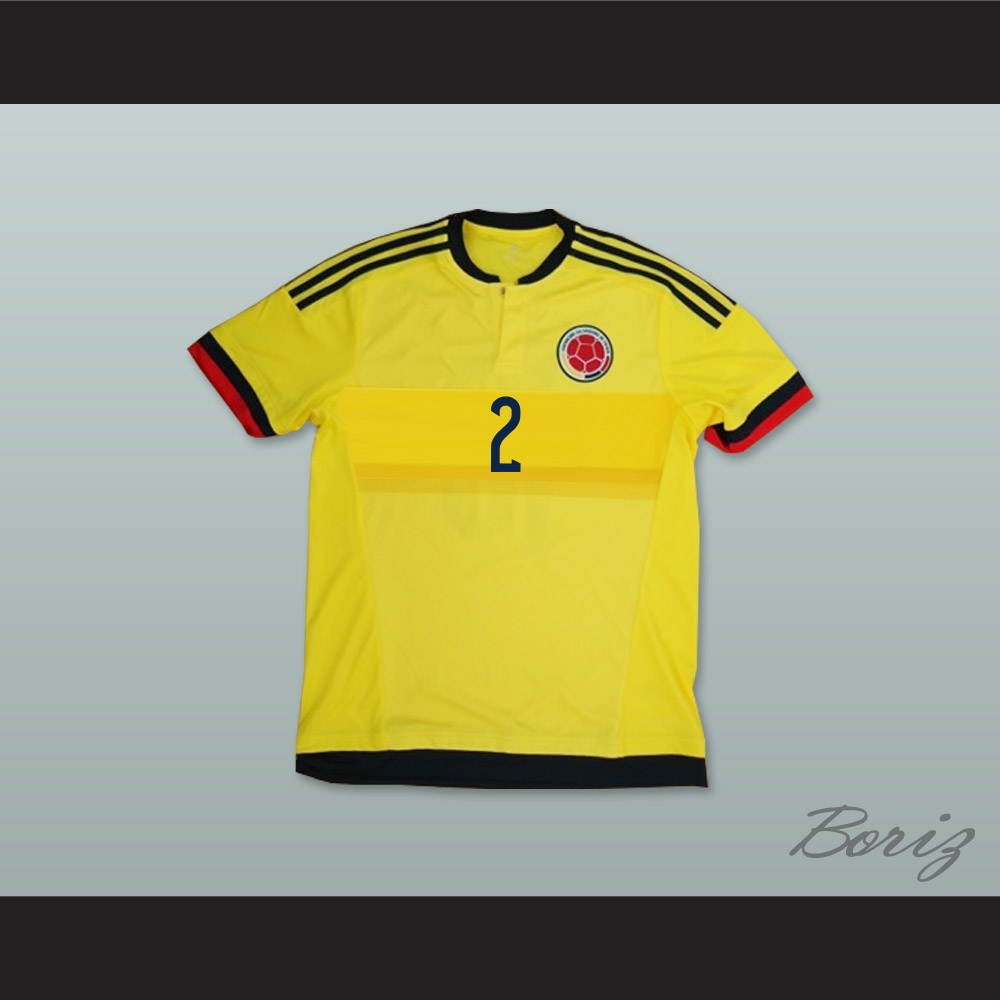 borizcustoms P Escobar 2 Colom Football Soccer Shirt Jersey XXS 5XL Stitch Sewn