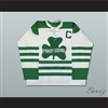 Bobby Orr Parry Sound Shamrocks Hockey Jersey Stitch Sewn NEW