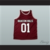 Peter Hale 01 Beacon Hills Basketball Jersey Teen Wolf