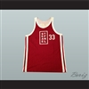 1991 Exhibition Game Scottie Pippen Stefanel Trieste 33 Basketball Jersey