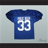 Al Bundy Polk High Football Jersey Married With Children Ed O' Neill