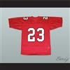Noah 'Puck' Puckerman 23 William Mckinley High School Football Jersey