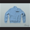 Havoc 95 Hennessy Queens Bridge Blue Varsity Letterman Jacket-Style Sweatshirt