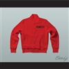 Prodigy 95 Hennessy Queens Bridge Red Varsity Letterman Jacket-Style Sweatshirt