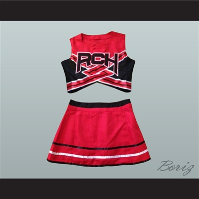 Bring It On Torrance Shipman (Kirsten Dunst) Rancho Carne High School Toros Cheerleader Uniform Stitch Sewn