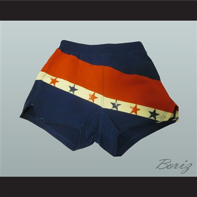 Retro Style Basketball Shorts