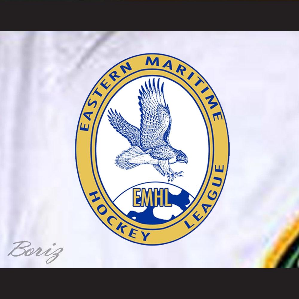 1182b47c4 Ross The Boss Rhea St John's Shamrocks Hockey Jersey with EMHL Patch Goon
