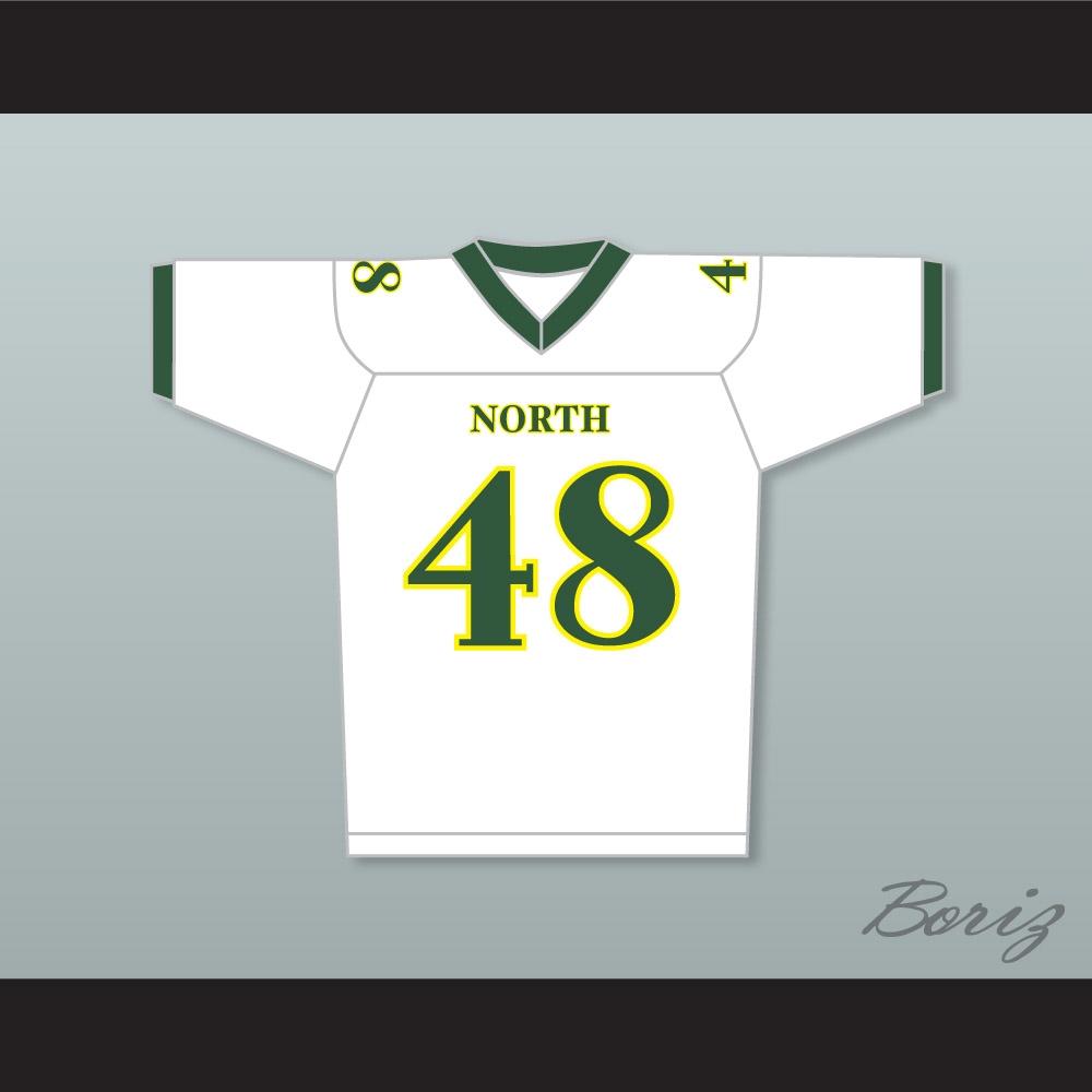 super popular 27f61 95791 Rob Gronkowski 48 Williamsville North High School Spartans Football Jersey  New