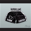 Rubin 'The Hurricane' Carter Black Boxing Shorts