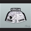 Rubin 'The Hurricane' Carter White Boxing Shorts