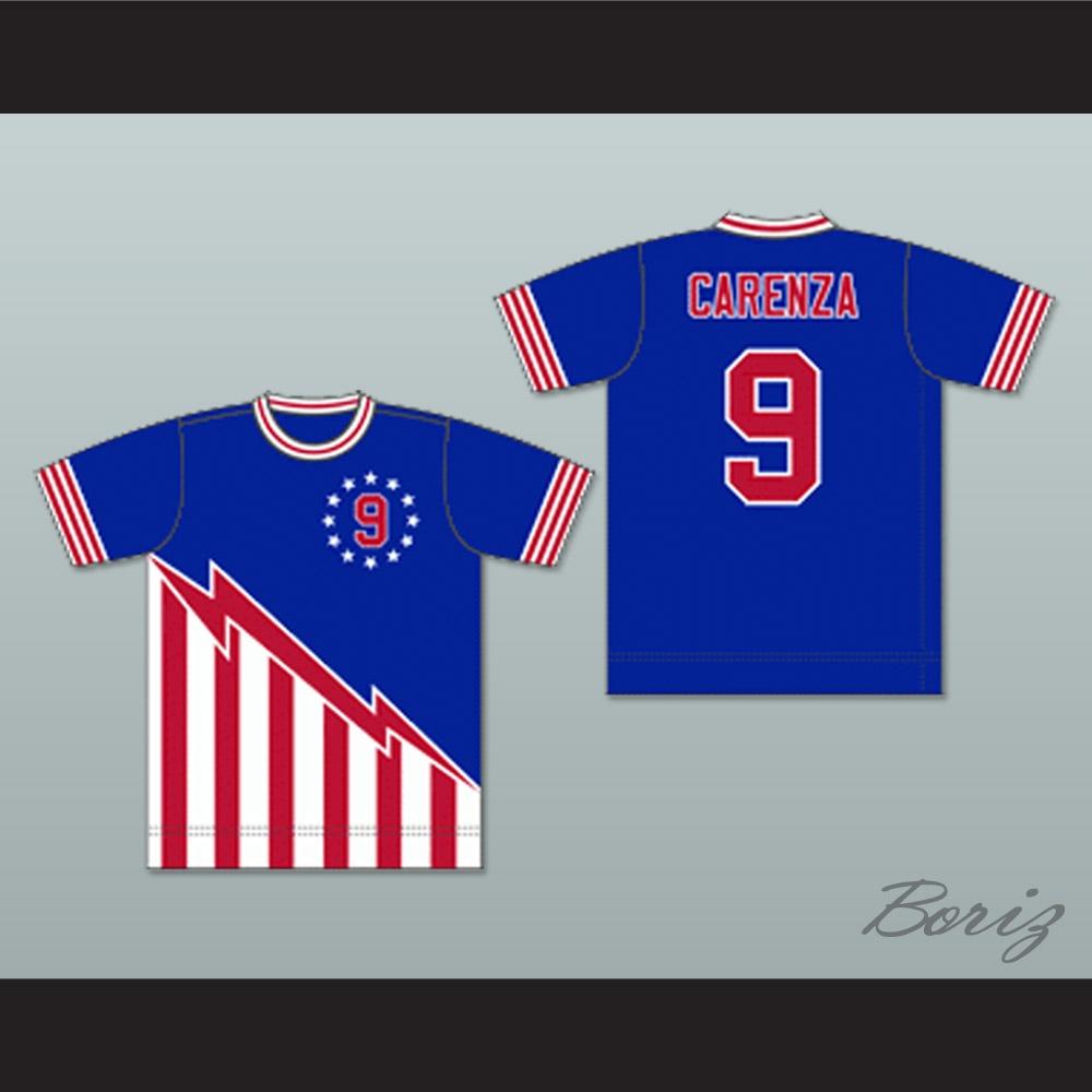 9b0b51a8e18 San Antonio Thunder Football Soccer Shirt Jersey
