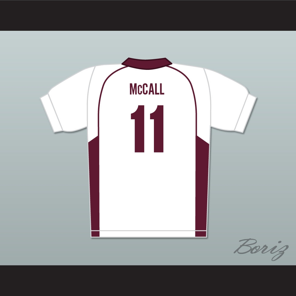 f355af0626fb Scott McCall 11 Beacon Hills Cyclones Lacrosse Jersey Teen Wolf
