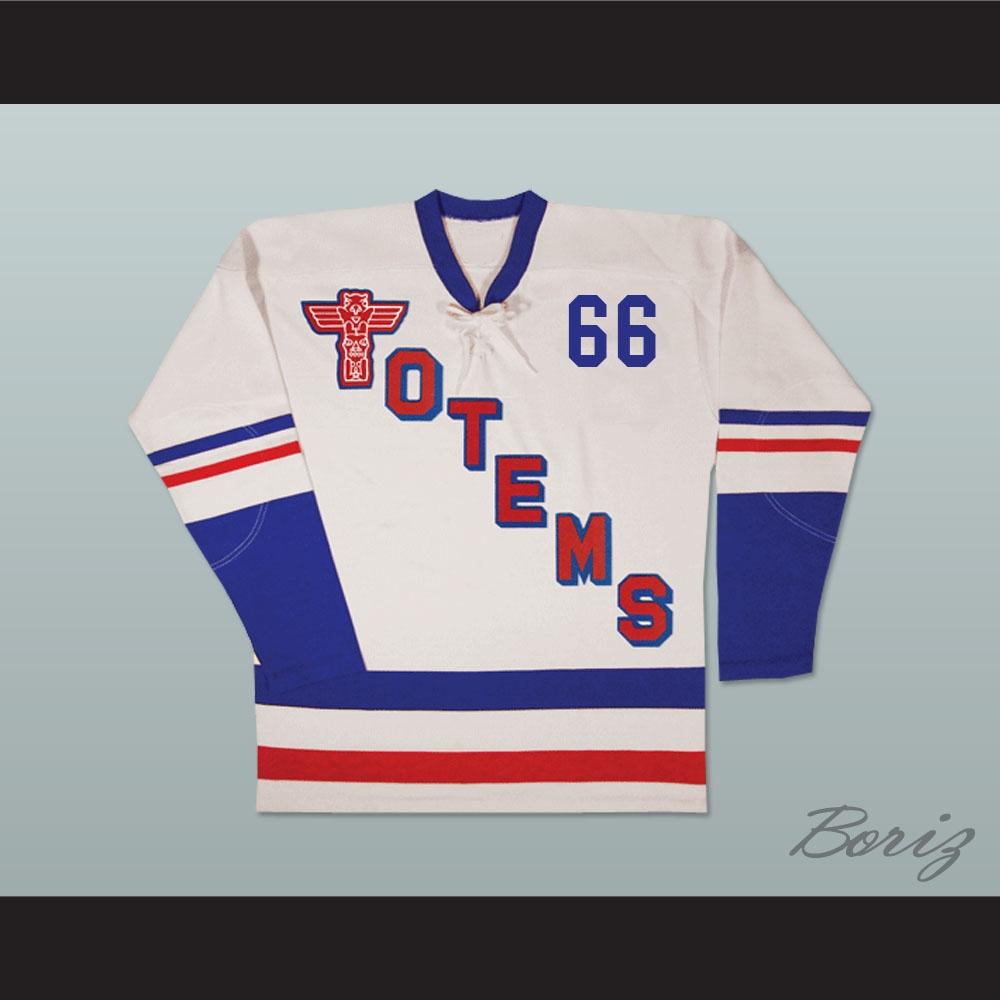 Seattle Totems Old School Hockey Jersey