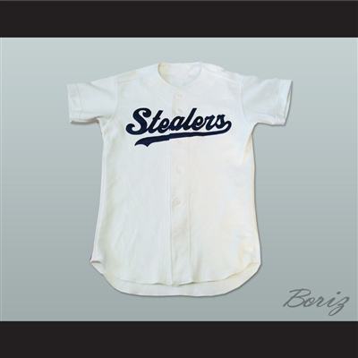 Stealers Button-Down Baseball Jersey
