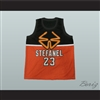 1985 Stefanel Trieste Michael Jordan Exhibition Game Basketball Jersey