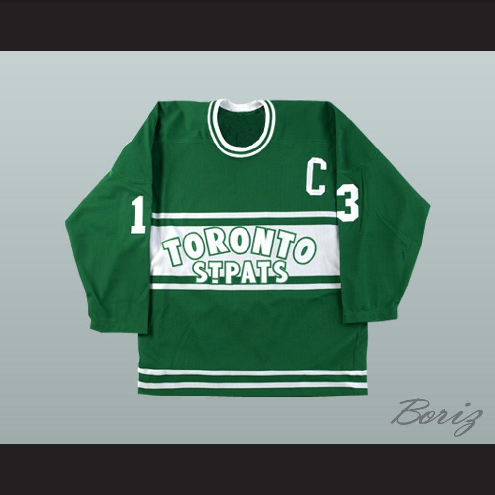 Mats Sundin Toronto St Pats Hockey Jersey 96f41bc26ef