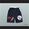 Above The Rim Tournament Shoot Out Black Basketball Shorts