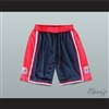 Team USA Blue Basketball Shorts