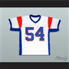 Thad Castle Blue Mountain State TV Show Football Jersey