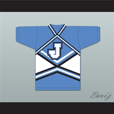 The East Coast Jets Male Cheerleader Jersey Bring It On: In It to Win It