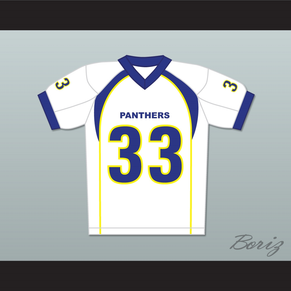 the best attitude a4bb6 ccfea Taylor Kitsch Tim Riggins 33 Dillon Panthers Football Jersey Friday Night  Lights