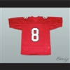 Tina Cohen-Chang 8 William Mckinley High School Football Jersey