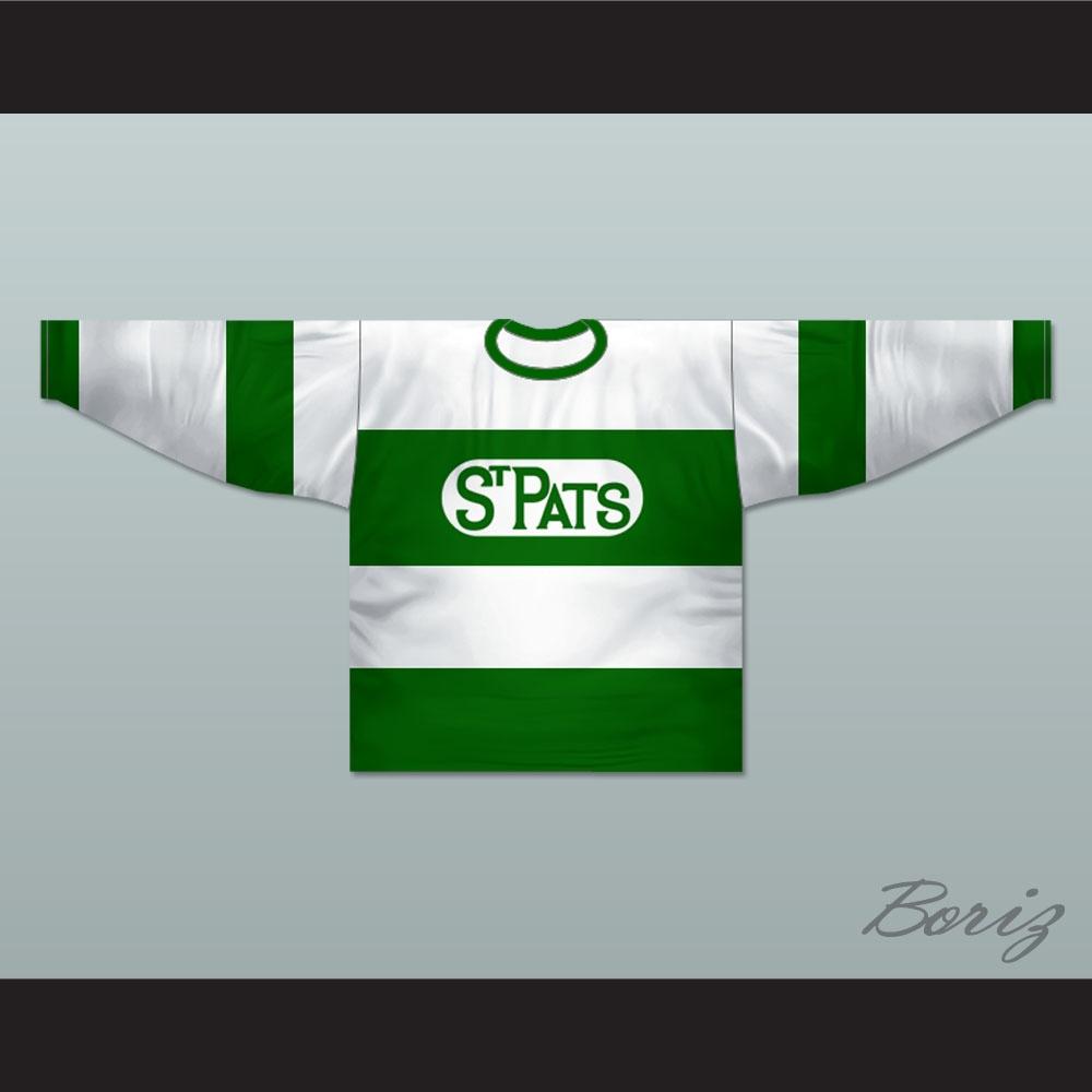 Toronto St Pats 1922-25 Hockey Jersey 7c4651fee