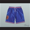 Michael Jordan Space Jam Tune Squad Shorts Blue