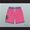 Michael Jordan Space Jam Tune Squad Shorts Pink