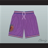 Michael Jordan Space Jam Tune Squad Shorts Purple