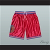Michael Jordan Space Jam Tune Squad Shorts Red