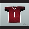 Tyler Lockwood 1 Mystic Falls Timberwolves Football Jersey The Vampire Diaries