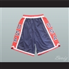 USA Team Basketball Shorts Red and Blue