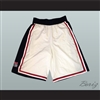 USA Team Basketball Shorts White