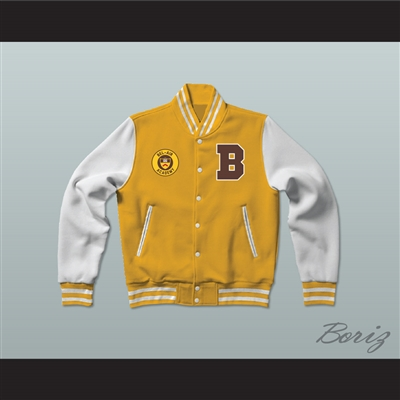 Bel-Air Academy Varsity Letterman Jacket-Style Sweatshirt The Fresh Prince of Bel-Air