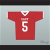 Vince Howard 5 East Dillon Lions Football Jersey Friday Night Lights