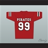 J.J. Watt 99 Pewaukee Pirates High School Football Jersey