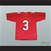 Will Schuester 3 William Mckinley High School Football Jersey