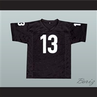 Jamie Foxx Willie Beamen 13 Miami Sharks Football Jersey