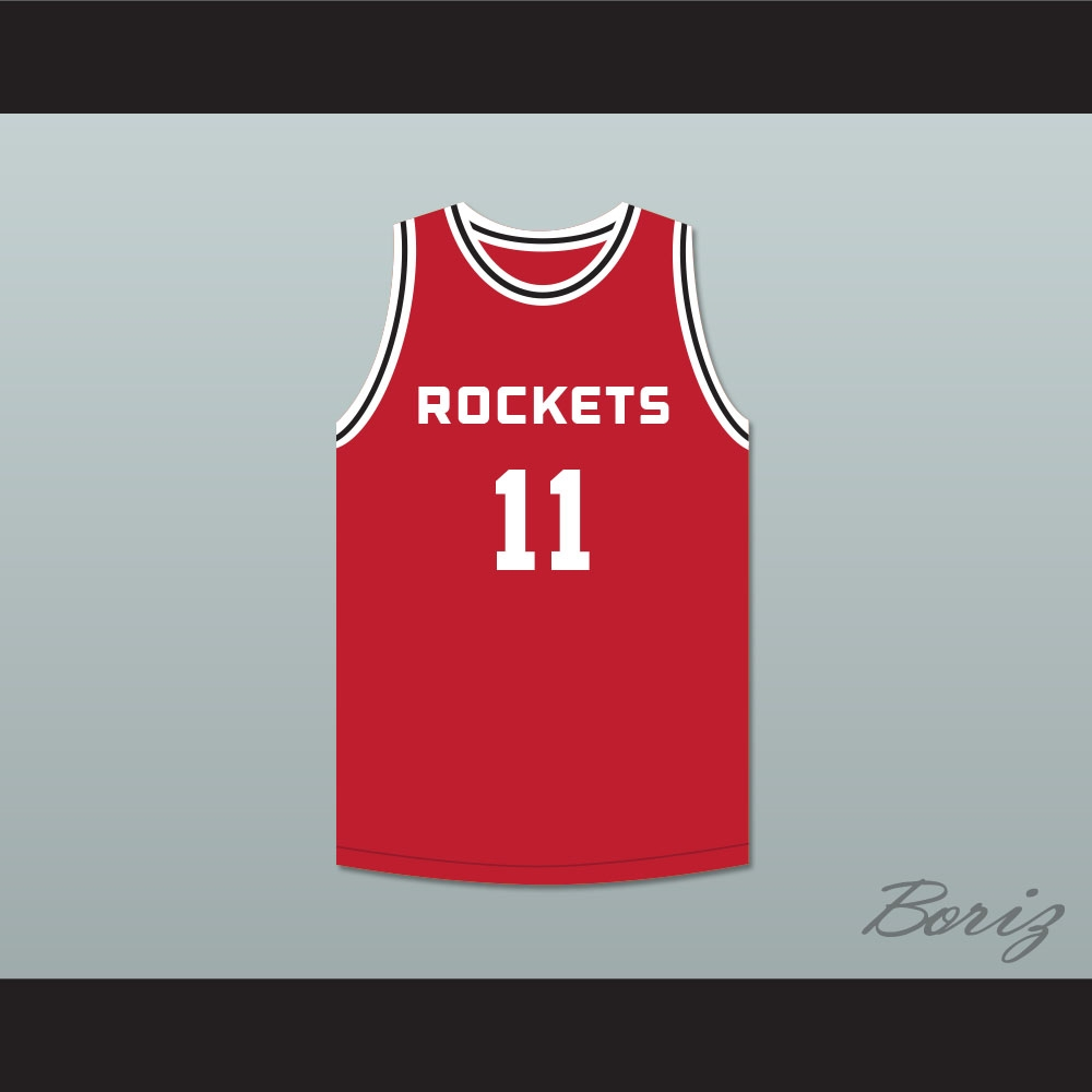 new style 87e8c 5e55c Yao Ming 11 Rockets Basketball Jersey The Ballad of Yao Ming MADtv Skit