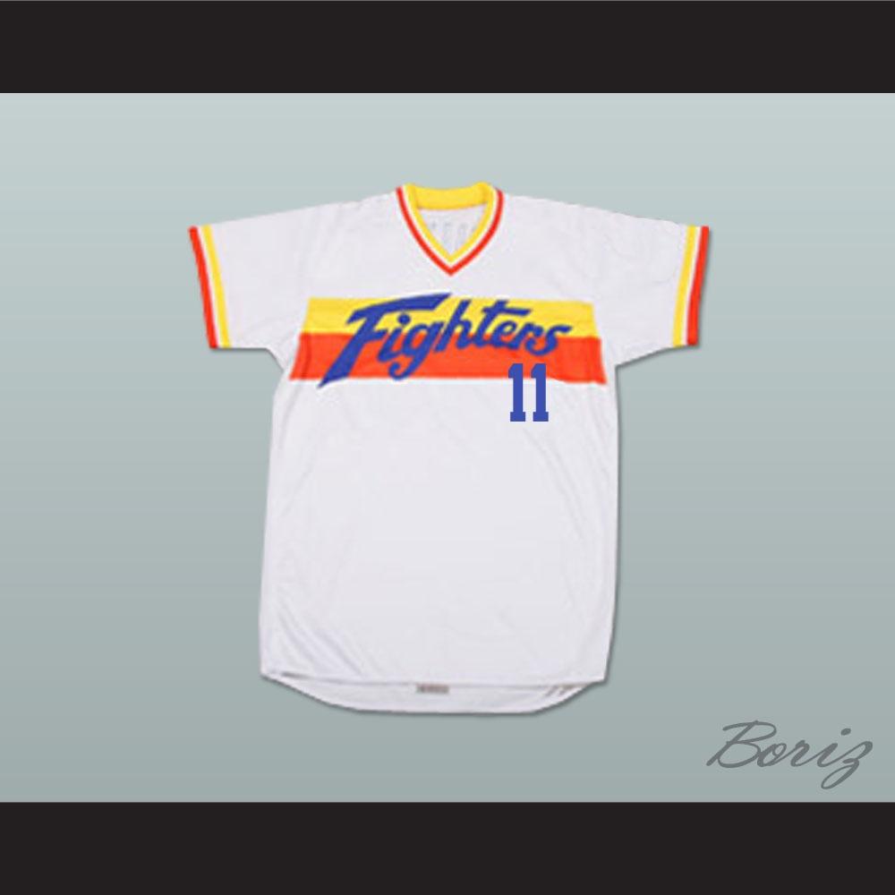 sports shoes f5b71 410a7 Yu Darvish Hokkaido Nippon-Ham Fighters Baseball Jersey