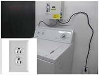 DOMESTIC/RESIDENTIAL WASHERVCONVERSION KIT