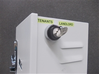 TENANT/LANDLORD-MAINTENANCE BYPASS KEY
