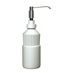 "ASI 0336-D Manual Foam Soap Dispenser with 6"" Spout image"