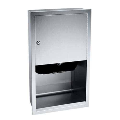 045210a asi automatic paper towel dispenser image - Paper Towel Dispenser