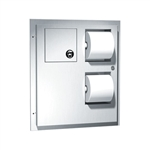ASI 04823 Recessed Combination Unit image