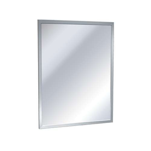 Asi 0600 24 X 48 Mirror Division 10 Direct