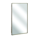 Bradley 175 Recessed Medicine Cabinet with Mirror and Shelves