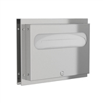 Bradley 582 Toilet Seat Cover Dispenser